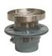 Floor Drain with Stainless Steel Extended Rim Strainer -- FD-1100-ER -- View Larger Image