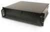 iStarUSA E-30/35BK 3U Military Rackmount Server Case - 350-W -- E-30/35BK