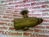 FLOW CONTROL VALVE; SUPERSEDES PART # 20751-1 -- F10BK