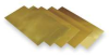 Shim Stock Assortment,Brass,15 PC -- 3L523