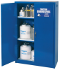 Acid & Corrosive Chemical Cabinet - 45 Gallon - Manual Doors -- CAB156