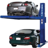 BendPak PL-6000X 6,000 LB Single-Post Parking/Storage Lift -- BENPL6000X