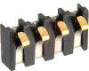 BATTERY CONNECTOR, BOARD TO BOARD MOBO,4 POS REDUCED SIZE -- 70107514 - Image