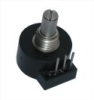 578 Series Precision Potentiometer, Conductive Plastic Element, PC Terminals, 0.5 W Power Rating, 5 kOhm Resistance Value -- 578X1G48S502SA