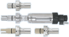 Sanitary Fittings from Knick Elektronische Messgeraete GmbH & Co. KG