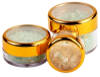 Acrylic Jars with Caps -- 66746 - Image