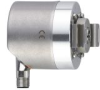 Incremental encoder with hollow shaft and display -- ROP523 -Image