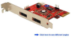 Dual Channel Power Over eSATA PCI Express &#8230 -- PESU220