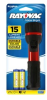 Rayovac Value Bright 2AA Flashlight -- 2AA-B RBC