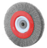 Crimped Wire Wheel Brushes - Image