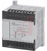 CONTROLLER; MICRO PROGRAMMABLE; 20 I/O TERMLS; 12 DC INPUTS; 8 OUTPUTS; AC PWR S -- 70178457
