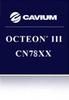 Multi-Core Processor -- OCTEON III CN78XX