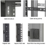"45U Elite Server Cabinet 84""H x 30""W x 36""D M6 Rails -- EC45U3036SPMS3NK -- View Larger Image"
