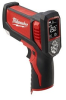 Milwaukee 2277-20 M12-12v Infrared Thermometer Temperature -- TEMPERATUREMETER227720