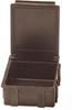 Hinged SMD Conductive Storage Box -- SM0875 - Image