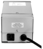 Appliance Transformer: Group C - Primary Volts - 200/220/240 Secondary Volts - 115, 50/60Hz - 6' (1.8 meter) Primary cord and secondary receptacle