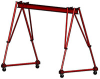 Gantry Cranes -- Steel or Aluminum