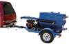 Mobile Gasoline Drum Crusher