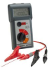 Insulation Resistance Megohmmeter Digital Backlit w/Analog Bar Graph Megger® Series -- 40309198967-1