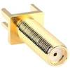 RF Connectors / Coaxial Connectors -- CONSMA003.062-L-G -Image