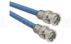 78 Ohm Twinaxial Cable, Twin BNC Male / Male, 1.0 ft -- CTC-1