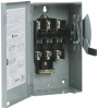 EATON CUTLER HAMMER - DG321NGB - SWITCH, DISCONNECT, 30A, 3POLE -- 376832 - Image