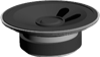 Standard (41 mm-205 mm) Speaker -- GF0501