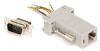 RJ45/DB9 Male Adapter -- 10-01042