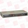 BLACK BOX CORP LB9007A-SC-R3 ( EXPRESS ETHERNET SWITCH, 10-/100-MBPS COPPER, 100-MBPS FIBER, 8-PORT, (7) RJ-45, (1) SC ) -Image