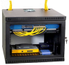 8U Security Wall Rack Enclosure -- 1036-SF-01
