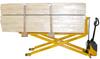 PalletPal Lift Truck - High Lift Pallet Truck -- PT-33-EX - Long Forks