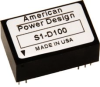 High Voltage DC to DC Converter S1 Series -- S1-S300 -Image