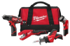 ELECTRIC POWER TOOL KIT -- 2499-24