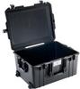 Pelican 1607 Air Case - No Foam - Black | SPECIAL PRICE IN CART -- PEL-016070-0010-110 - Image