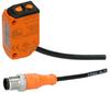 Retro–reflective sensor ifm efector O6P201 - O6P-FPKG/0.30m/US -- View Larger Image