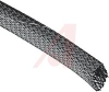 Sleeving, Polyester Braid; Non-fraying;Size 1/4