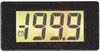 Voltmeter, LCD; Voltmeter Meter Type; LCD; 0.43 in.; 5 VDC (Typ.); 0 to degC -- 70101360