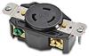 20A Heavy-duty Single Receptacle: locking, 125VAC, NEMA L5-20 -- 70520FR