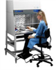3887560 - Labconco XPert NANO Enclosures, 5-ft wide; 100V/60Hz, Ionizer -- GO-33512-32