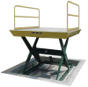 Standard Duty Loading Dock Lifts - 5,000 - 8,000 lbs. -- DL6-59M DURA-DOCK