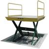 Standard Duty Loading Dock Lifts - 5,000 - 8,000 lbs. -- DL6-59M DURA-DOCK