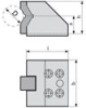 V Type Jaw with Clamping Inserts -Image