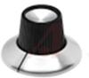 Knob; Phenolic; 1.17 in.; 0.25 in. -- 70156316