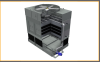 Frick® Induced Draft Style Condensers -- IDCF/IDC3