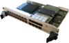 6U VME64x Gigabit Ethernet Switch, Layer 2/3 Routing -- T3200b