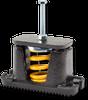 Spring Floor Mounted Non-Seismic Isolator -- DE-Isolators -Image
