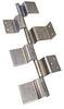 1534001AL, Aluminum Custom Hinge