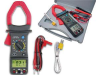 Digital Clamp Meter w/ Temperature Probe -- 603579