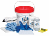 PIG Mercury Spill Kit in Bucket -- KIT600