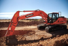Doosan DX255LC-3 Crawler Excavator
